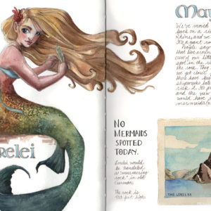 Mermendium Page 12-13