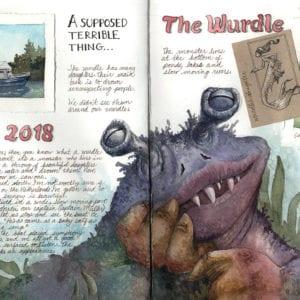 Mermendium Page 14-15