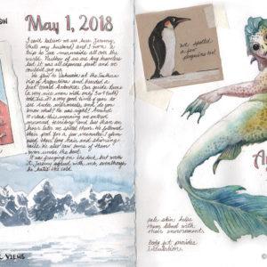 Mermendium Page 2-3
