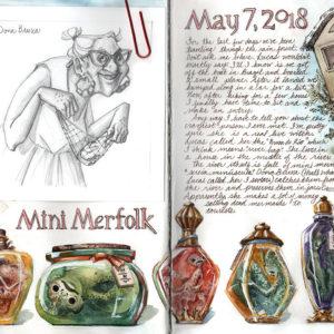 Mermendium Page 6-7
