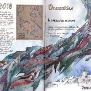 Mermendium Page 7-8