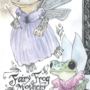 Fairy Frog Mother