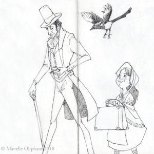 Magpie Magician