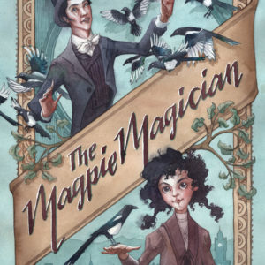 Magpie Magician Cover